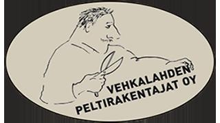 Vehkalahden Peltirakentajat Oy Logo